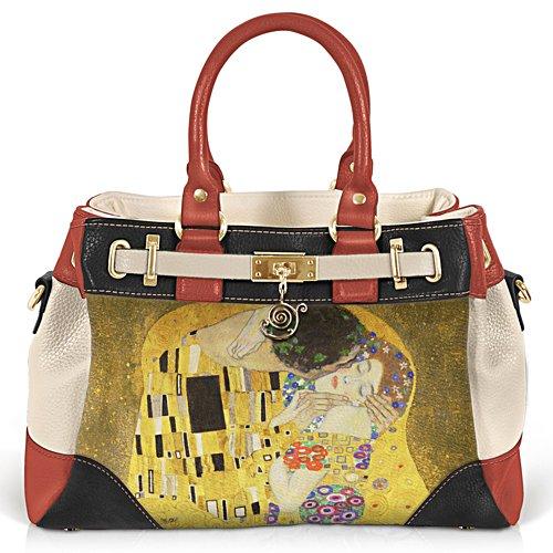 Der Kuss – Gustav Klimt-Tasche