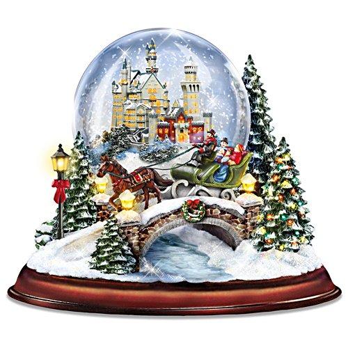 Leuchtender Märchen-Wintertraum