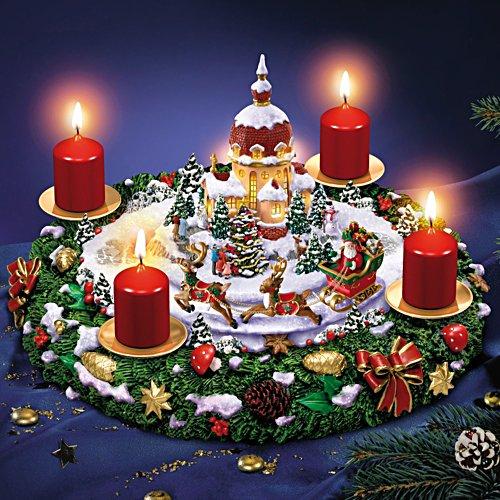 Sankt Nicolaus' schitterende kerstdroom