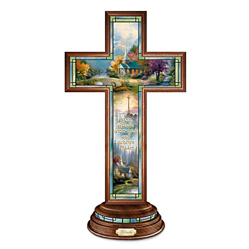 Kreuz des Glaubens – Skulptur