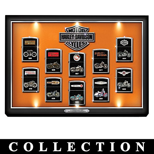 Harley-Davidson : un siècle d'innovation