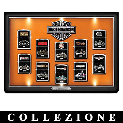 Harley-Davidson: un secolo d'innovazione