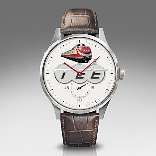 60 Jahre Trans Europ Express – Armbanduhr