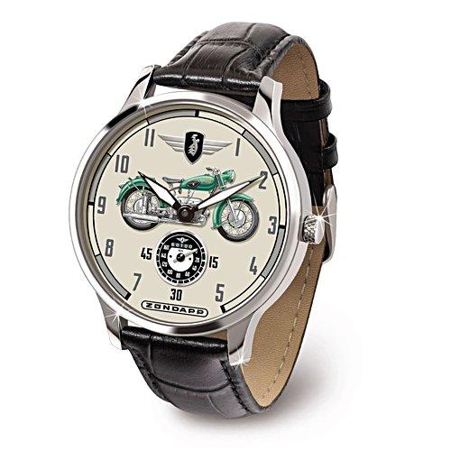 Zündapp KS 601: Der grüne Elefant  – Armbanduhr