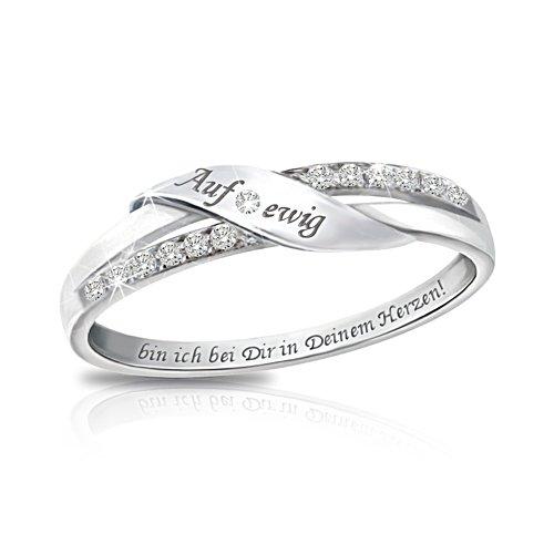 Auf ewig – Diamant-Ring