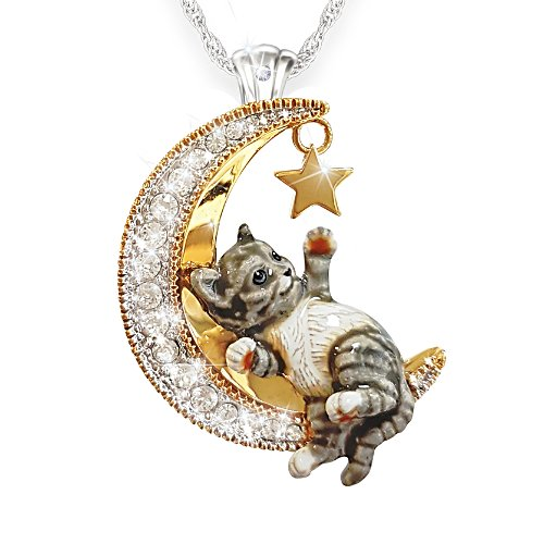 Sternenfänger Katzen-Anhänger