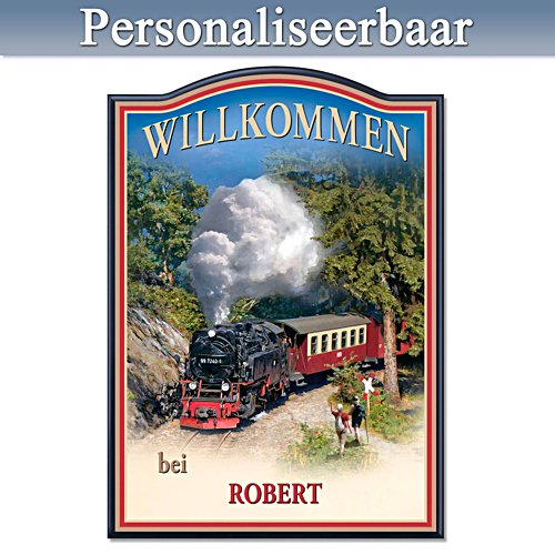 Welkom met de Brockenbahn