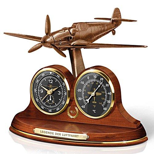 Legende der Luftfahrt – Tischuhr
