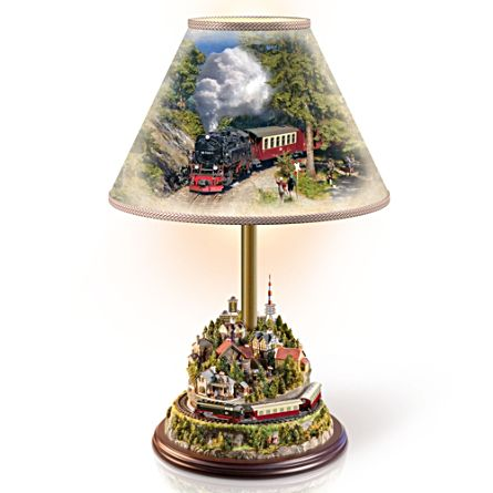 Le romantisme de la locomotive à vapeur