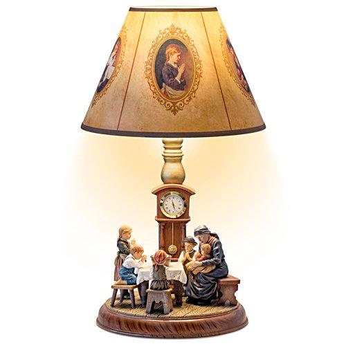 In de familiekring – Defregger-Tafellamp