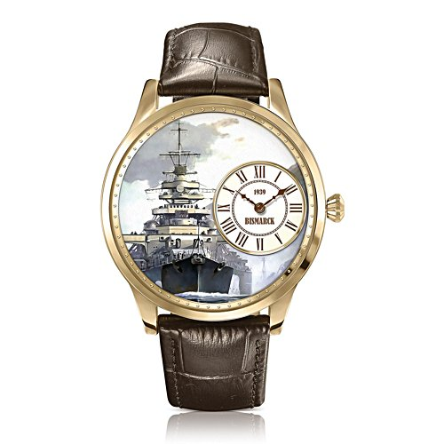 Die Bismarck – Herrenarmbanduhr