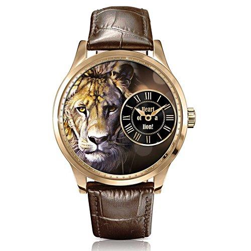Herz eines Löwen – Armbanduhr
