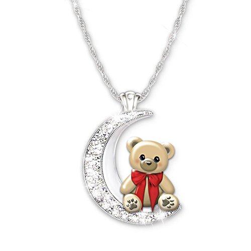 Ich bin immer für Dich da – Teddy-Anhänger