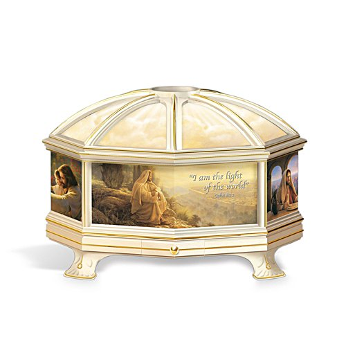 'Miracle Of Faith' Prayer Box