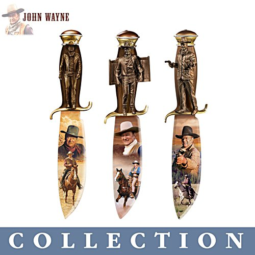 John Wayne Knife Replica Collection