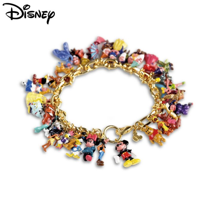 Character Charm Bracelet