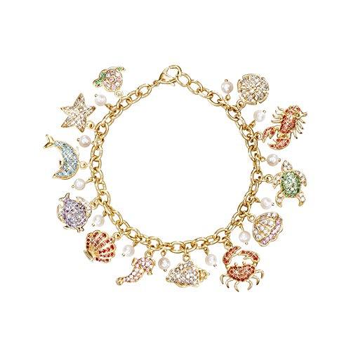 'Jewels Of The Sea' Charm Bracelet