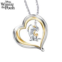 Disney Eeyore 'Some Days Look Better Upside Down' Pendant