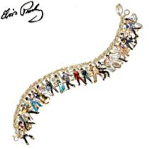 'Ultimate Elvis™' Charm Bracelet