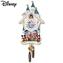 Disney Quot The Muppet Show Quot Wall Clock