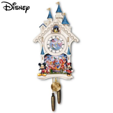 Officially Licensed Cinderella Mickey Minnie Mouse Wall