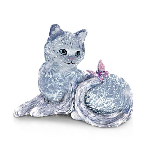 'Smitten Kitten' Figurine