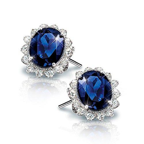 Duchess Of Cambridge Engagement Diamonesk® Earrings