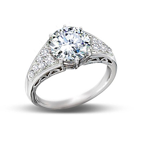 'Reign Of Romance' Ladies' Ring