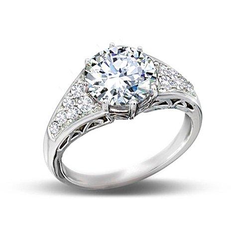 'Reign Of Romance' Ladies' Ring