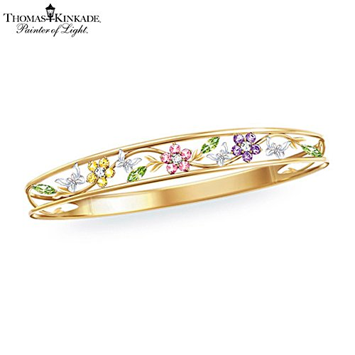 Thomas Kinkade 'Memories Of Beauty' Bracelet – Medium