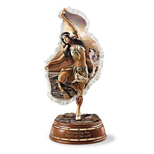 'Summoning The Spirit' Al Agnew Dancer Figurine