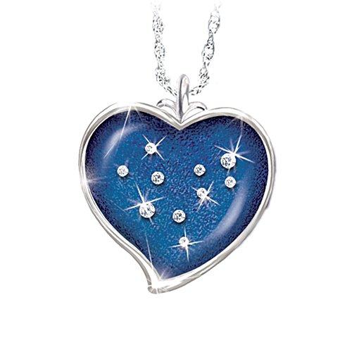 'Stars Of Heaven' Swarovski® Pendant