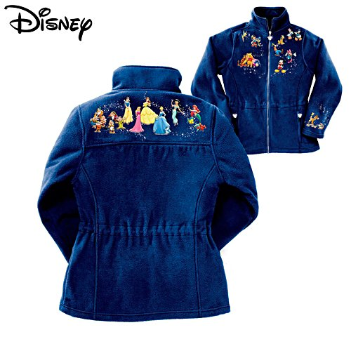 Disney 'Magic Of Disney' Ladies' Fleece Jacket
