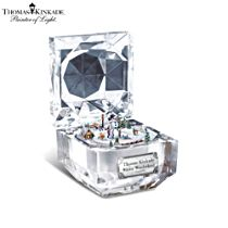 Thomas Kinkade 'Winter Wonderland' Music Box