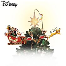Disney's 'Timeless Holiday Treasures' Tree Topper