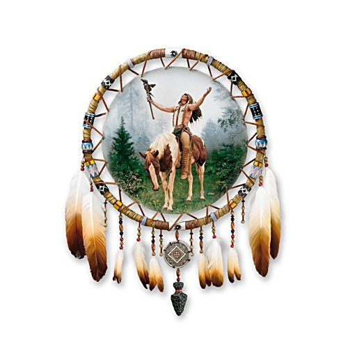 Chuck Ren's 'The Calling' Replica Dreamcatcher