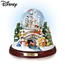 'An Old Fashioned Disney Christmas' Snowglobe