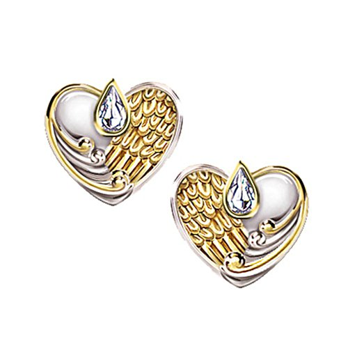 'Always In My Heart' Swarovski® Crystal Earrings