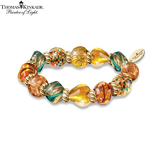 Thomas Kinkade 'Colours Of Venice' Bracelet