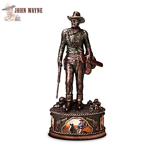 John Wayne 'American Hero' Sculpture