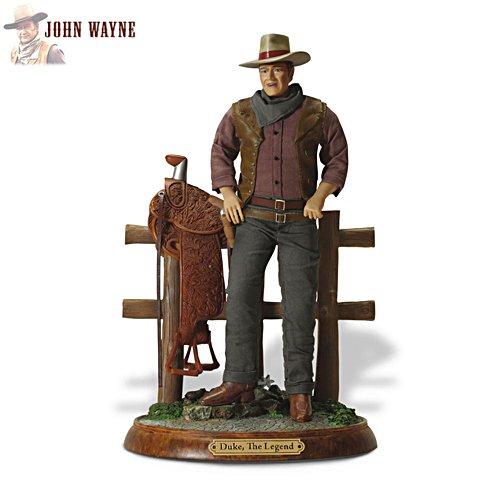 'Duke: The Legend' John Wayne Sculpture