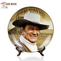 John Wayne 'Heroic Legend' Collector Plate
