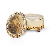 Greg Olsen 'The Lord's Prayer' Music Box