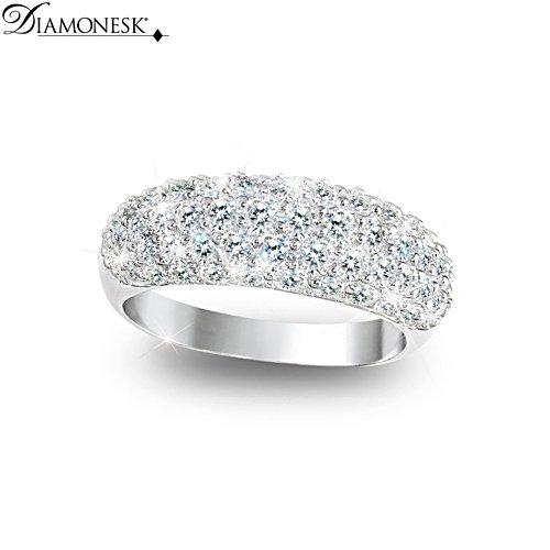 'Decadence' 3-Carat Diamonesk® Fashion Ring