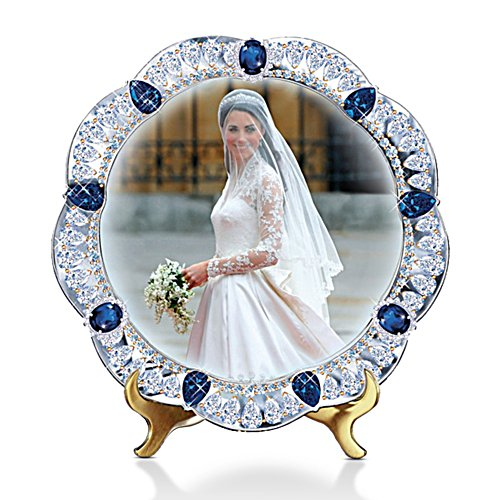 'A Royal Bride' Collector Plate