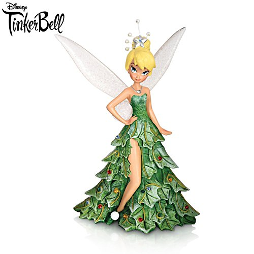 Disney 'Oh Christmas Tree' Elegant Sculpture
