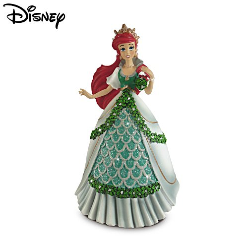 Disney 'Belle Of The Ball' Ariel Elegant Sculpture