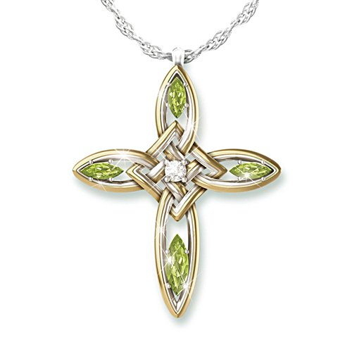 'Infinite Blessings' Diamond Pendant