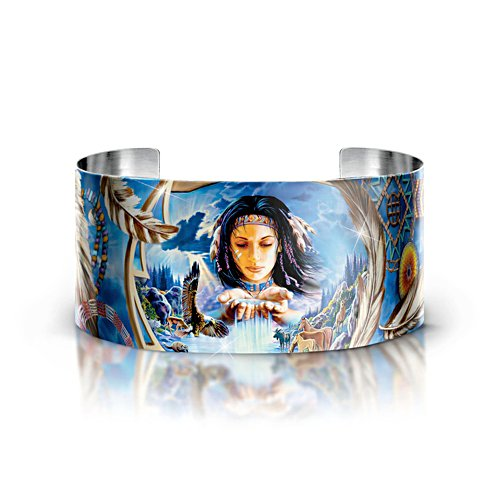 Robin Koni 'Catching Dreams' Cuff Bracelet