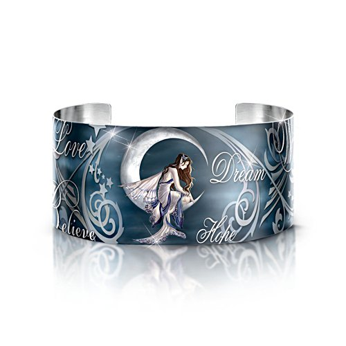 Nene Thomas 'Twilight Reflections' Cuff Bracelet